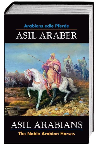 The new ASIL ARABIANS BOOK is available!